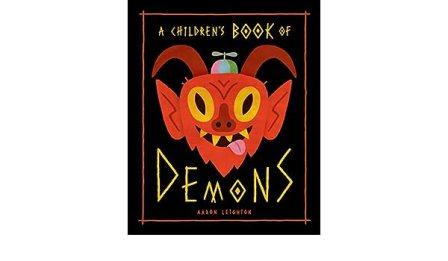 """Risultati immagini per Aaron Leighton, dal titolo """"A Children's book of Demons"""""""