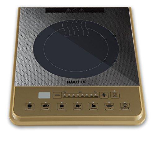 Havells Insta Cook PT 1600-Watt Induction Cooktop
