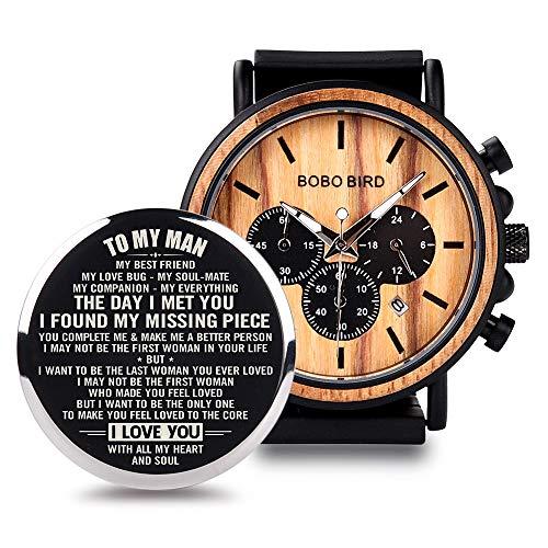 Reloj - Bobo Bird - para - DZUP09-1