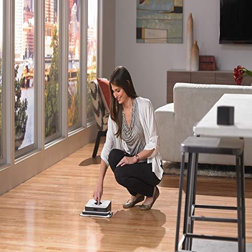 51vsAvIMmVL [Bon Plan Neato] iRobot Braava 390t, robot laveur de sols pour plusieurs pièces et larges espaces, silencieux