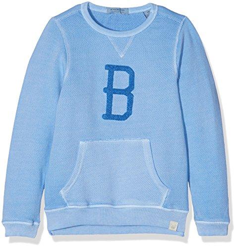 Scotch Shrunk Jungen Sweatshirt Garment Dye Crewneck Sweat