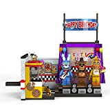 FIVE NIGHTS AT FREDDY'S Construction -The Toy Stage - McFarlane Large Set