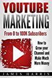 YouTube Marketing: From 0 to 100K Subscribers - How to Grow your Channel and Make Much More Money (English Edition)