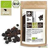100 g Schwarzer Pfeffer ganz Bio - im aromadichten & wiederverschließbaren Beutel - Naturteil