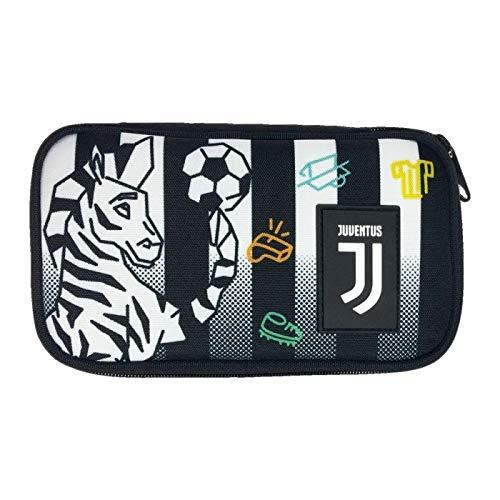 Seven Portapenne Juve Quick Case Prodotto Ufficiale Juventus