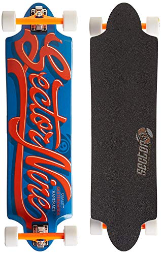Sector 9 Rocker Complete Skateboard 35.5 X 9.5 X 28.0-29.0-Inch Assorted
