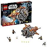 LEGO Star Wars 75178 - Jakku Quadjumper Raumschiff Spielzeug