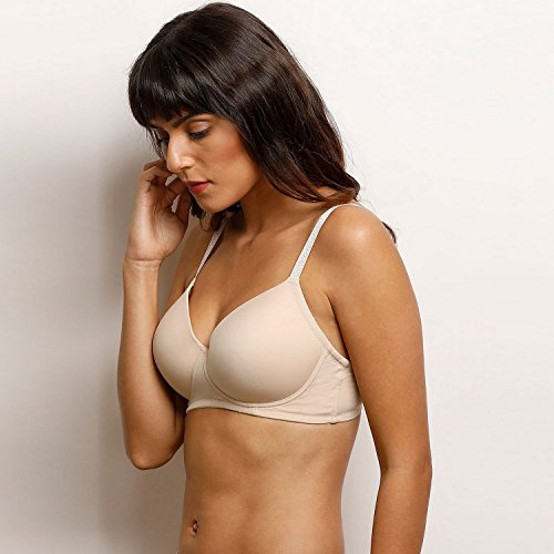 Zivame Women's Full Cup Padded Non Wired Bra 7