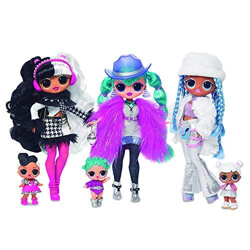 Giochi Preziosi - LOL Surprise Top Secret Winter Disco Gioco per Bambine, 6 - 10 anni, Modelli Assortiti