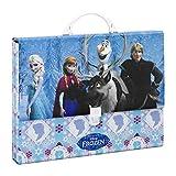 Frozen - Maletín cartón (Safta 511615694)