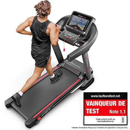 Sportstech VAINQUEUR DE Test Tapis de Course Professionnel F37 système...