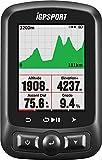 GPS Ciclocomputer con ANT+ Funzione iGPSPORT iGS618E Bicicletta Computer con Navigazione Mappa Stradale IPX7 Impermeabile (display di supporto in italiano)