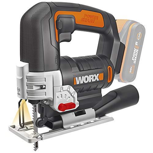 Worx WX 543.9 - Sierra Calar pendular 20V S/bat