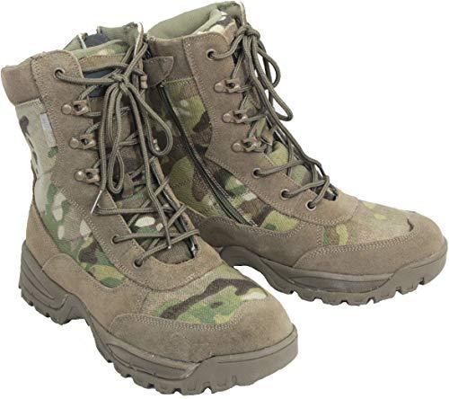 Tactical Boot Zipper multicam Gr.44/ UK10