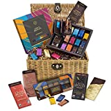Green & Black's Chocolate Lovers Hamper Basket