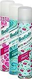Batiste Shampoo a secco, 3 Beauty Mix, per tutti i tipi di capelli, confezione da 2 + 1 (3 x 200 ml)