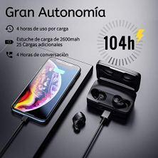 Auriculares-Bluetooth-ENACFIRE-Future-Plus-Auriculares-inalmbricos-Mini-Twins-Estreo-In-Ear-Sport-Bluetooth-50-con-Caja-de-Carga-de-2600mAh-Porttil-Y-Micrfono-Integrado-104h-reproduccin-IPX7