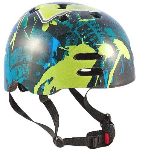 Sport Directtm 'No Bounds' BMX Casco di Skate Bike, 55-58 cm