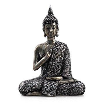 Buda Figura paduma, tamaño S 3