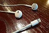 Apple Lightning cuffie per iPhone 7e 7Plus con Cuffie con microfono E connettore Lightning