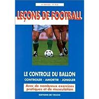 Lecons de football : Le Controle du ballon