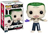 Funko- Suicide Squad-Joker Shirtless Figurina, Multicolore, 8659