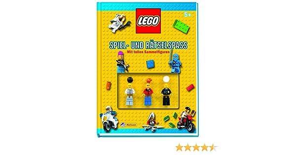 Lego Spiel Und Rätselspaß Mit Tollen Sammelfiguren Lego