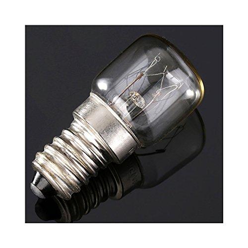 T22E14(15W) ad alta temperatura di 300gradi lampadina per forno, pane macchina speciale...