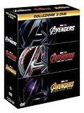 Avengers Trilogia (Box Set) (3 DVD)
