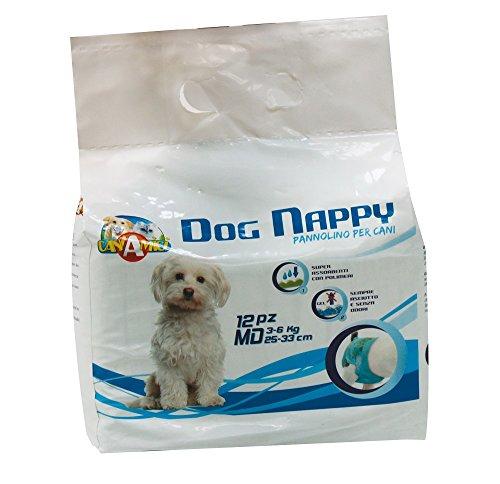DOG NAPPY MD PZ.12. Codice C6020381