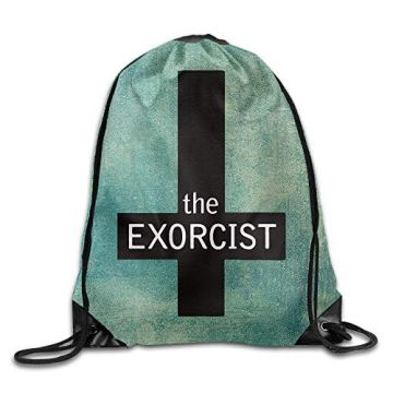 NGDUTZ The Exorcist Tote Bags Drawistring Pouch Travel Sport Bag for Adult Men Women Girl Boy Backpack 3