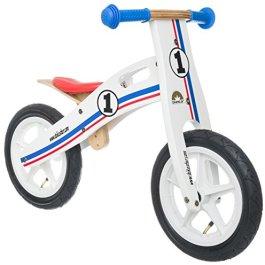 BIKESTAR Bicicletta Senza Pedali in Legno 3-4 Anni per Bambino et Bambina ★ Bici Senza Pedali Bamb