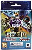 Sony - Memory Card 8 GB Hits Mega Pack (PlayStation Vita)