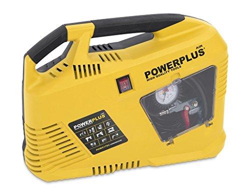 Power Plus powx17021100W 180L/Min AC Compresseur d'air