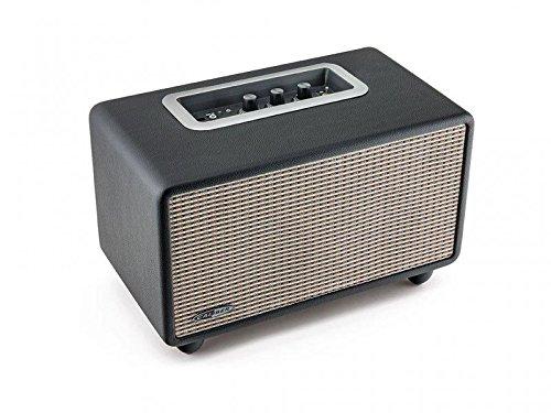 Caliber HFG411BT Retro Bluetooth Lautsprecher Vintage schwarz
