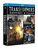 Transformers - Quadrilogie : Transformers + Transformers 2 - La revanche + Transformers 3 - La face cachée de la Lune + Transformers : l'âge de l'extinction [Blu-ray]