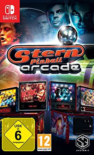 Stern Pinball Arcade [Nintendo Switch]