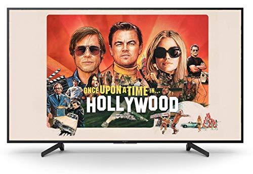 Sony KD-55XG7005 Bravia 55 Zoll (138,8cm) Fernseher (Ultra HD, 4K HDR, Smart TV, USB HDD Recording) schwarz