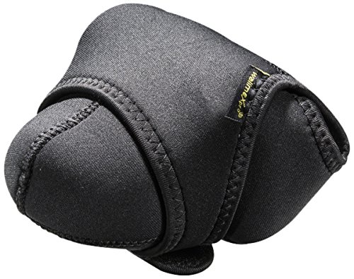 Walimex Pro Neopren Kamera-Schutzhülle S (für kleine Kameras mit angesetztem Objektiv bis max. 12 cm Tiefe)