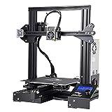 Comgrow Creality 3D Ender 3 Impresora 3D Aluminum DIY con Reanudar la función de Impresión 220 * 220 * 250mm