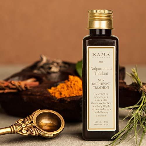 Kama Ayurveda Nalpamaradi Skin Brightening Treatment, 100ml 9