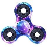 Ansbro Fidget Spinner, Best Tri-Spinner Finger Spielzeug - Stern, Super Haltbare Hand Spinner Nicht 3D-Printed Pefekt für Autismus und Zeit-Töten