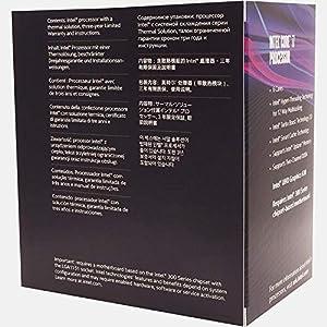 Intel Core i7-8700 Smart Cache Caja - Procesador hasta 4.60 GHz, 8ª generación de procesadores Intel Core i7, 3.2 GHz, 12 MB, LGA 1151 (Socket H4), PC, 14 nm, i7-8700