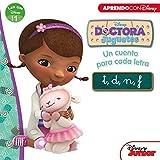 Doctora Juguetes. Un cuento para cada letra: t, d, n, f (Leo con Disney Nivel 1)