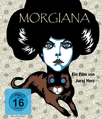 Morgiana - Ein Meisterwerk von Juraj Herz - Blu-ray Weltpremiere - Limitierte Ausgabe - 999 Exemplare