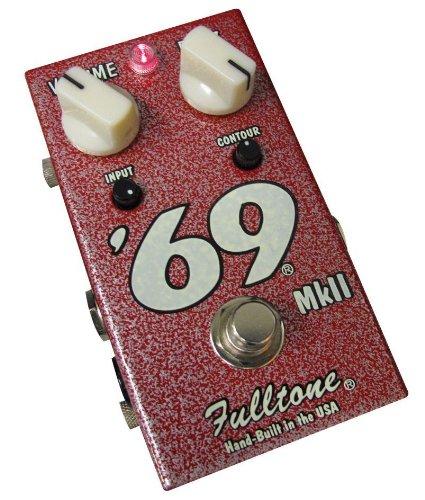 Fulltone '69 Pedal MKII · Guitar Effect