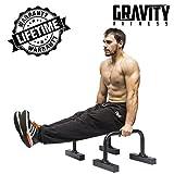 Gravity Fitness parallettes pour Crossfit, Gymnastique Suédoise, Gymnastique, poids