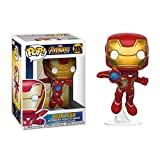 Zinniaya The Avengers 3 Infinite War Around The Funko Pop Spider-Man Smashed The Us Capitán de la Mano de Juguete