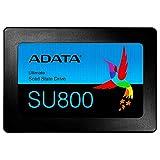 ADATA Ultimate SU800 256GB 2,5 Zoll Solid State Drive Festplatte, schwarz