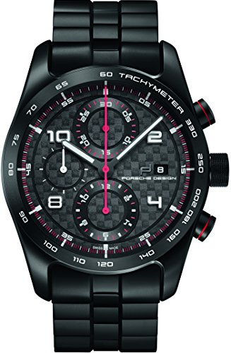 Porsche Design Chronomiter Collection Herr uhren 6010.1.04.005.01.2